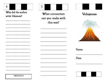 McGraw Hill Wonders Comprehension Trifolds Unit 4, Grade 2