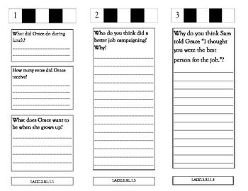 McGraw Hill Wonders Comprehension Trifolds Unit 5, Grade 2