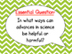 McGraw-Hill Wonders Curriculum-Grade 4, Unit 3, Week 5 Focus Wall