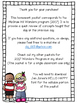 McGraw Hill - Wonders - EDITABLE Homework Packet - Unit 1 - Kindergarten