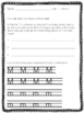 McGraw Hill - Wonders - EDITABLE Homework Packet - Unit 1