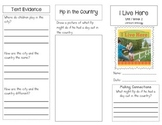 McGraw Hill Wonders Edition-1st Grade UNIT 1 MEGA Brochure Bundle
