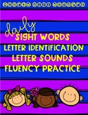 McGraw Hill Wonders FREEBIE - Sight Words, Letter Identifi