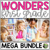 McGraw-Hill Wonders First Grade MEGA Bundle