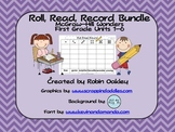 McGraw-Hill Wonders First Grade Roll, Read, Record Bundle Units 1-6