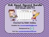 McGraw-Hill Wonders First Grade Roll, Read, Record Bundle