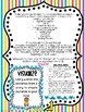 McGraw-Hill  Wonders First Grade Weekly Focus Bulletin Board Posters - UNIT 2