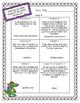McGraw Hill Wonders 1st Grade:Units 4-6 Printable Cube It, Flip It  Activity