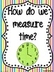 McGraw-Hill Reading Wonders First Grade Weekly Focus Wall Posters - UNIT 3