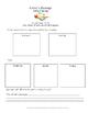 McGraw Hill Wonders: 4th Grade Units 1-6 Printable Cube It