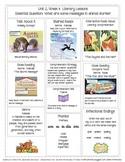 McGraw Hill Wonders Fourth Grade Mini Focus Walls Unit 2 W