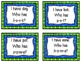 McGraw-Hill Wonders Grade 2 I Have Who Has Spelling {10 games}