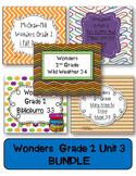 McGraw-Hill Wonders Grade 2 Unit 3 BUNDLE