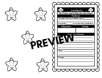 McGraw-Hill Wonders Grade 2 Unit 3  Comprehension Booklets Bundle NO PREP