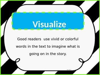 McGraw Hill Wonders Grade 3 Comprehension Strategy Posters