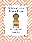 McGraw Hill Wonders Grade 3 Personal Narrative Writing Bundle