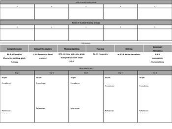 McGraw Hill Wonders Grade 3 Unit 1 Week 2 Lesson Plans
