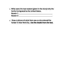 "McGraw Hill Wonders Grade 3 Unit 2 Lesson 2 ""Sailing to America"""