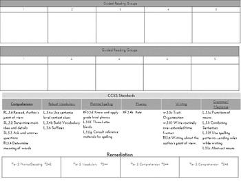 McGraw Hill Wonders Grade 3 Unit 3 Lesson Plans