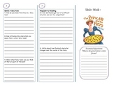 McGraw-Hill Wonders Grade 4 Unit 1 Comprehension Trifolds