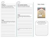 McGraw-Hill Wonders Grade 4 Unit 2 Comprehension Trifolds