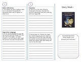 McGraw-Hill Wonders Grade 4 Unit 3 Comprehension Trifolds