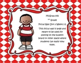 McGraw Hill Wonders Grade 4 Unit 3 Weeks 1-5  Bundle focus