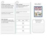 McGraw-Hill Wonders Grade 4 Unit 4 Comprehension Trifolds
