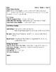 McGraw-Hill Wonders Grade 4 Unit 6 Lesson Plan Bundle Weeks 1-5