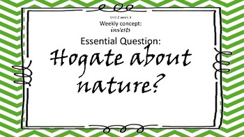 McGraw Hill Wonders Grade 5 Unit 5 Essential Questions Daily 5 Word Work