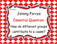McGraw Hill Wonders Grade 5 Unit 6 Weeks 1-5 focus wall for display