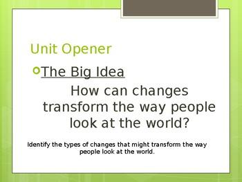 McGraw Hill Wonders Grade 6 Unit 1 Week 1 Day 1 PowerPoint Presentation