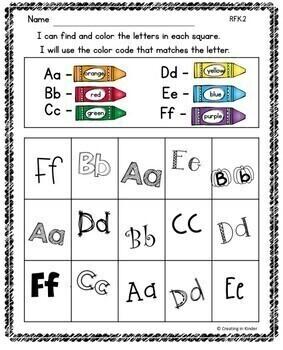 Reading Wonders Kindergarten Unit1 Week1