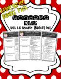 KINDERGARTEN EDITABLE Newsletter {BUNDLE} UNITS 1-10 to Co