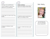 McGraw-Hill Wonders Kids in Business Trifold