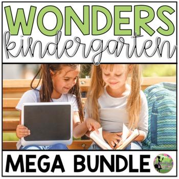 Wonders Kindergarten MEGA Bundle (McGraw-Hill Supplement)