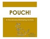 McGraw Hill Wonders Kindergarten Unit 1 Week 2 - Pouch! Vocabulary