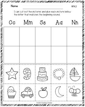 McGraw Hill Reading Wonders Kindergarten Unit 3 Week 3 Activities