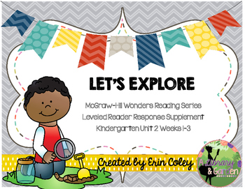 Wonders Leveled Reader Response Unit 2: Let's Explore (K)