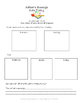 McGraw Hill Wonders 3rd Grade: Units 1-6 Printable Cube It, Flip It Activity