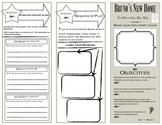McGraw Hill Wonders Reading 3d Grade Key Short Passages Tri-Folds Unit 1