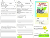 McGraw Hill Wonders Reading 3d Grade Key Short Passages Tri-Folds Unit 2