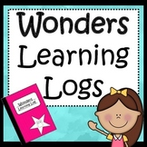 Reading Learning Logs