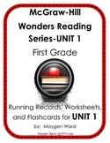 McGraw-Hill Wonders Reading Series, UNIT 1, Running Record