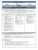 McGraw Hill Wonders Reading Sixth Grade Lesson Plan Bundle
