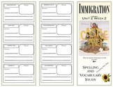 McGraw Hill Wonders Reading 3d Grade Spelling and Vocabulary Unit 2
