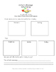 McGraw Hill Wonders: 2nd Grade Units 1-6 Printable Cube It, Flip It  Activity