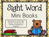 McGraw Hill - Wonders Sight Word Mini Books