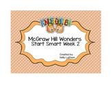 McGraw Hill Wonders Start Smart Kindergarten Week 2