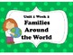 McGraw-Hill Wonders Storyboard Focus Wall Skills Cards Units 1-6 Second Grade